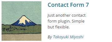 contact-form-7-wordpress