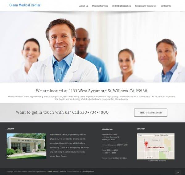Glenn Medical Center