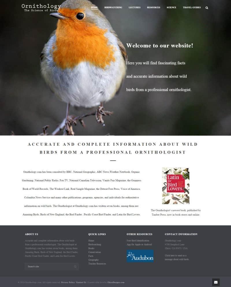 Ornithology.com
