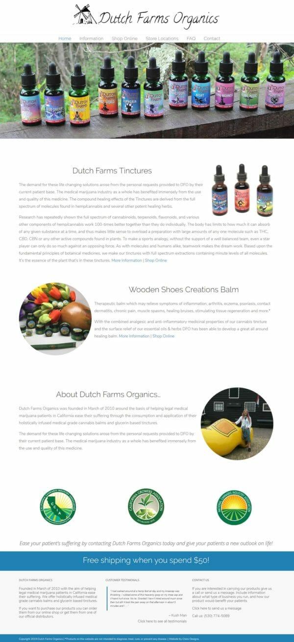 Dutch Farms Organics