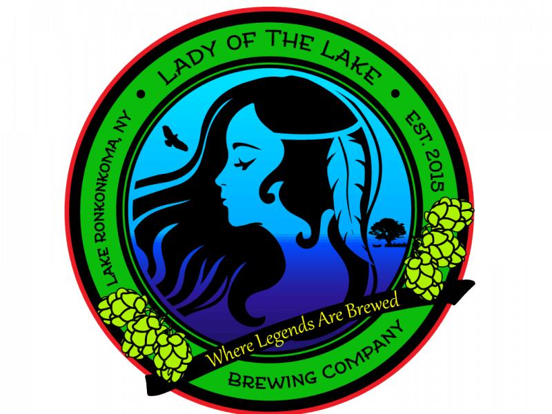 Lady of the Lake Brewing Company Logo