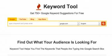 keyword-tool-io